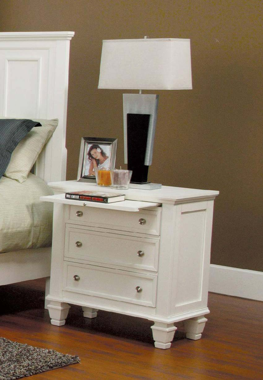 Sandy Beach Collection Nightstand Kids Furniture In Los