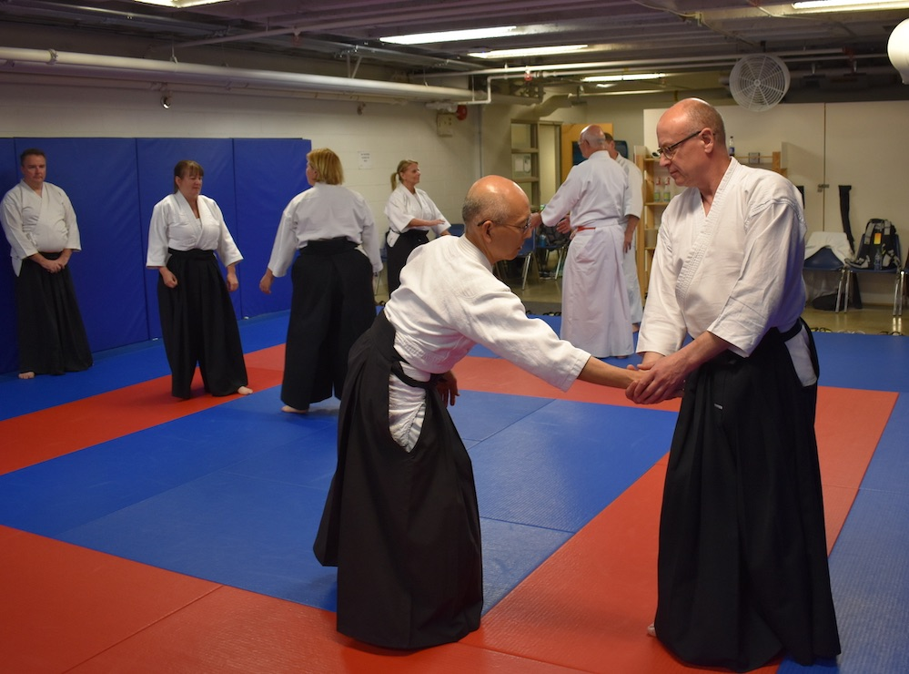 2019 Canadian Aikido Courses - Ki Federation of Great Britain