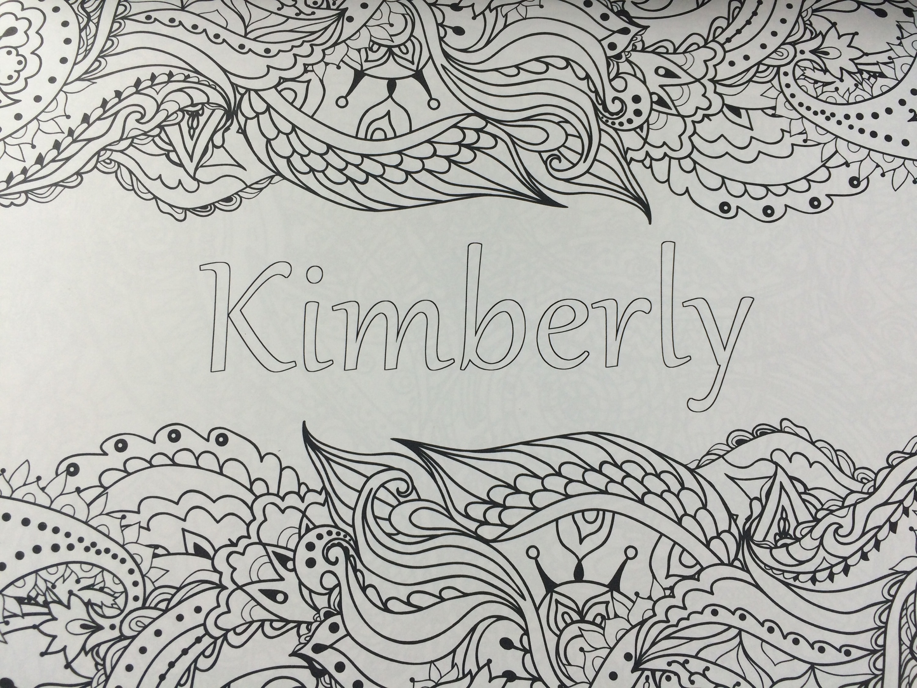 Personalized Adult Coloring Books from Put Me in the Story ...