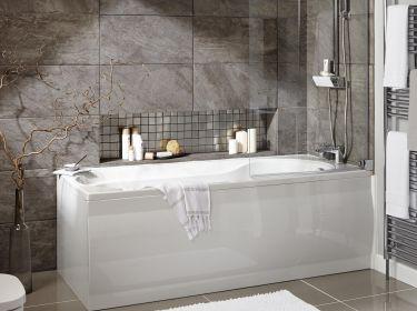 Q And B Bathroom Flooring Popular Flooring
