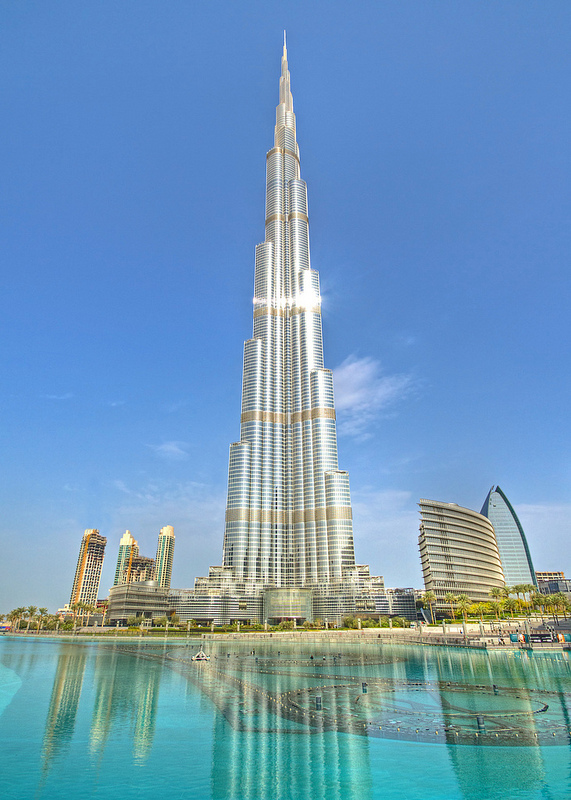 Famous Landmarks United Arab Emirates