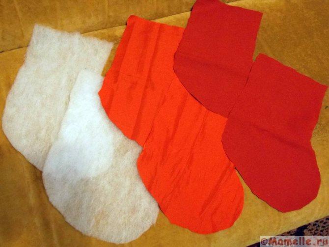 Készítsen egy karácsonyi zokni fotót