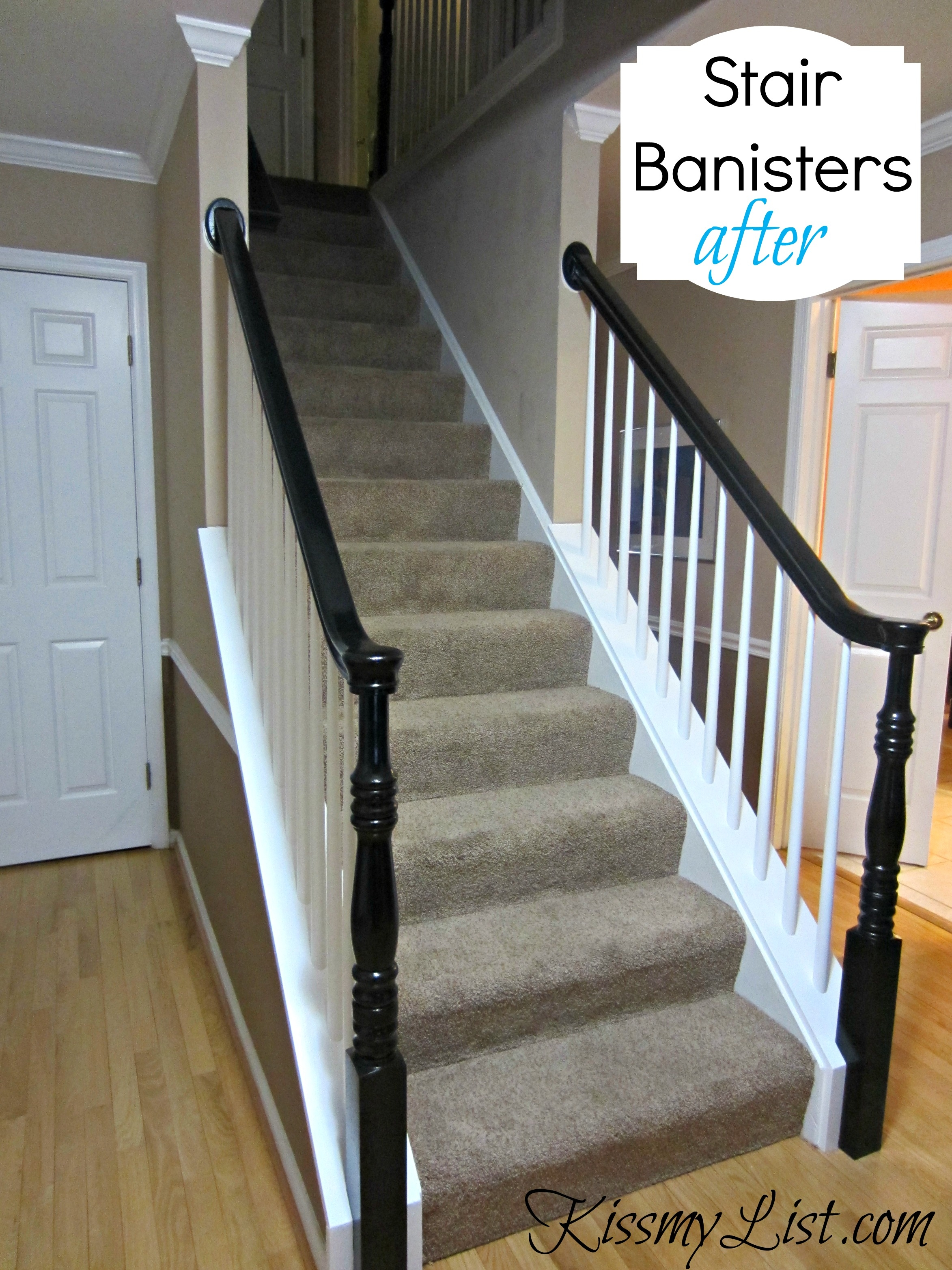 My Humongous Diy Stairs Fail Kiss My List | Diy Wood Stair Railing | Diy Unique | Cable | Cast Iron Pipe | Wood Frame | Easy