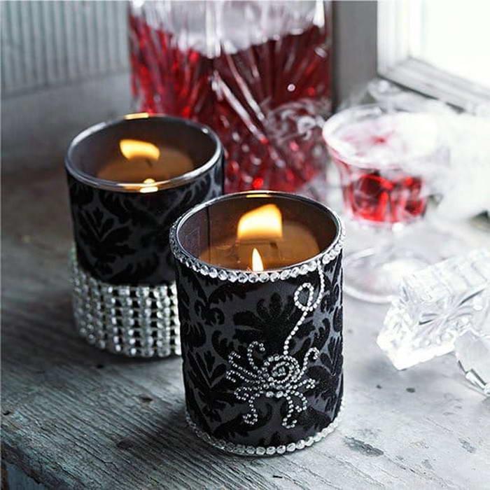 Pour la décoration de chandelier, utilisez le matériau le plus diversifié