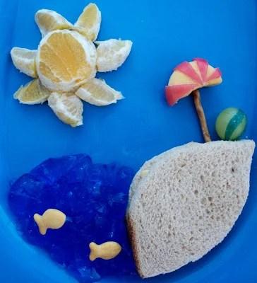 Beach Lunch