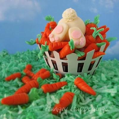 Ravenous Rabbit Cupcakes