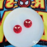 Spider-man Cheese Snack For Kids