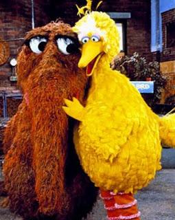Big Bird & Snuffleupagus