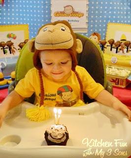 George Smash Cake