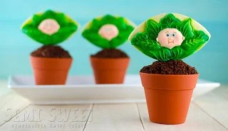 Cabbage Patch Kids Cupcakes
