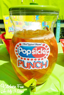 Popsicle Punch