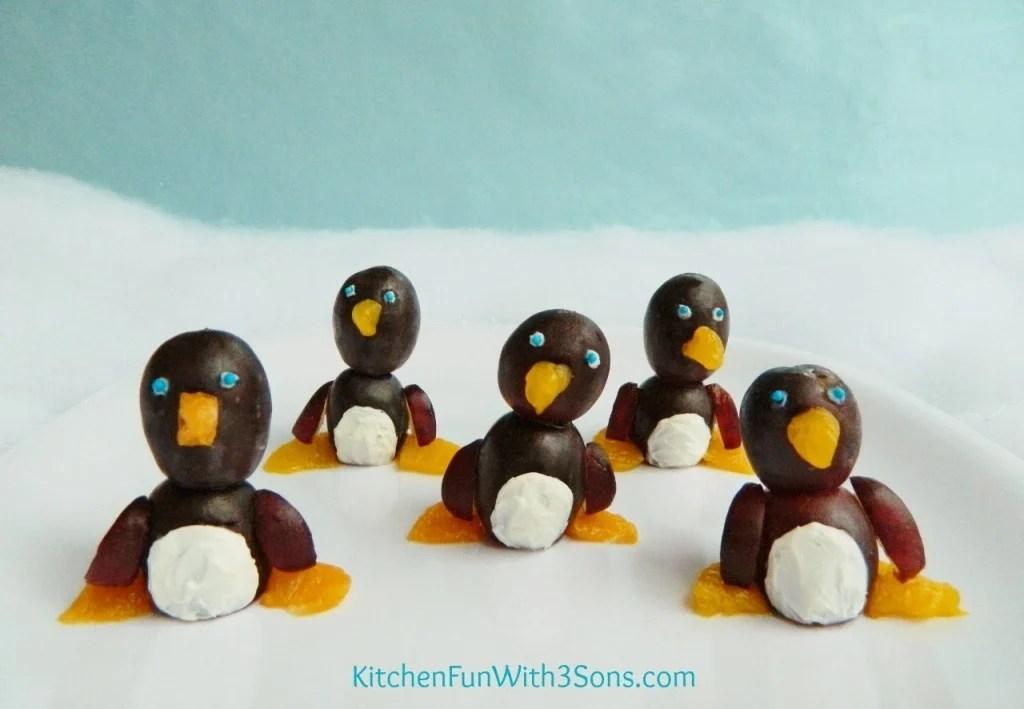 Penguin Fruit Snacks