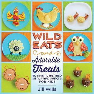 Wild Eats & Adorable Treats Cookbook for Kids!