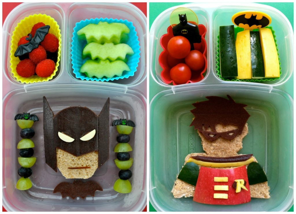 Batman & Robin Bentos
