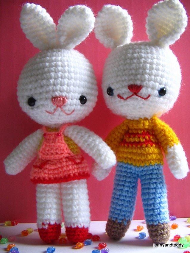 Bunny Free Pattern