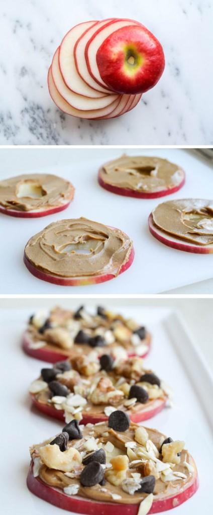 Healthy Apple Snack