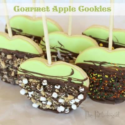 Gourmet Apple Cookies