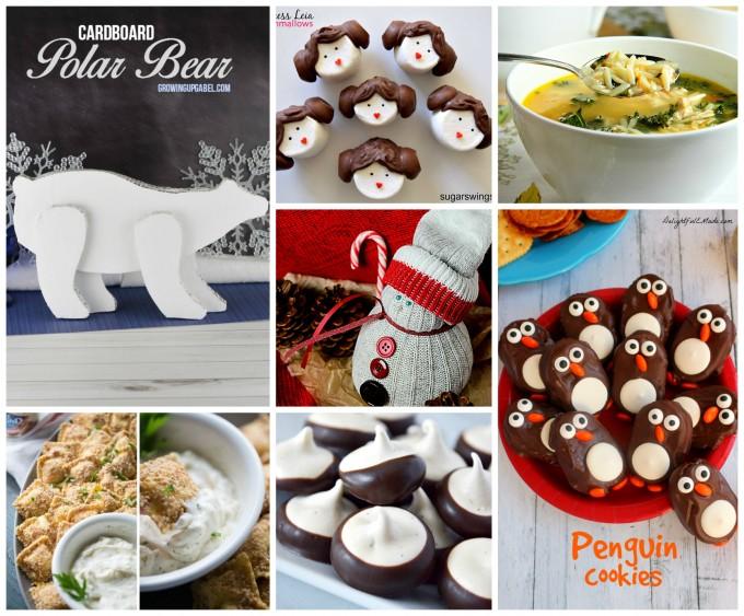 Kitchen Fun & Crafty Features