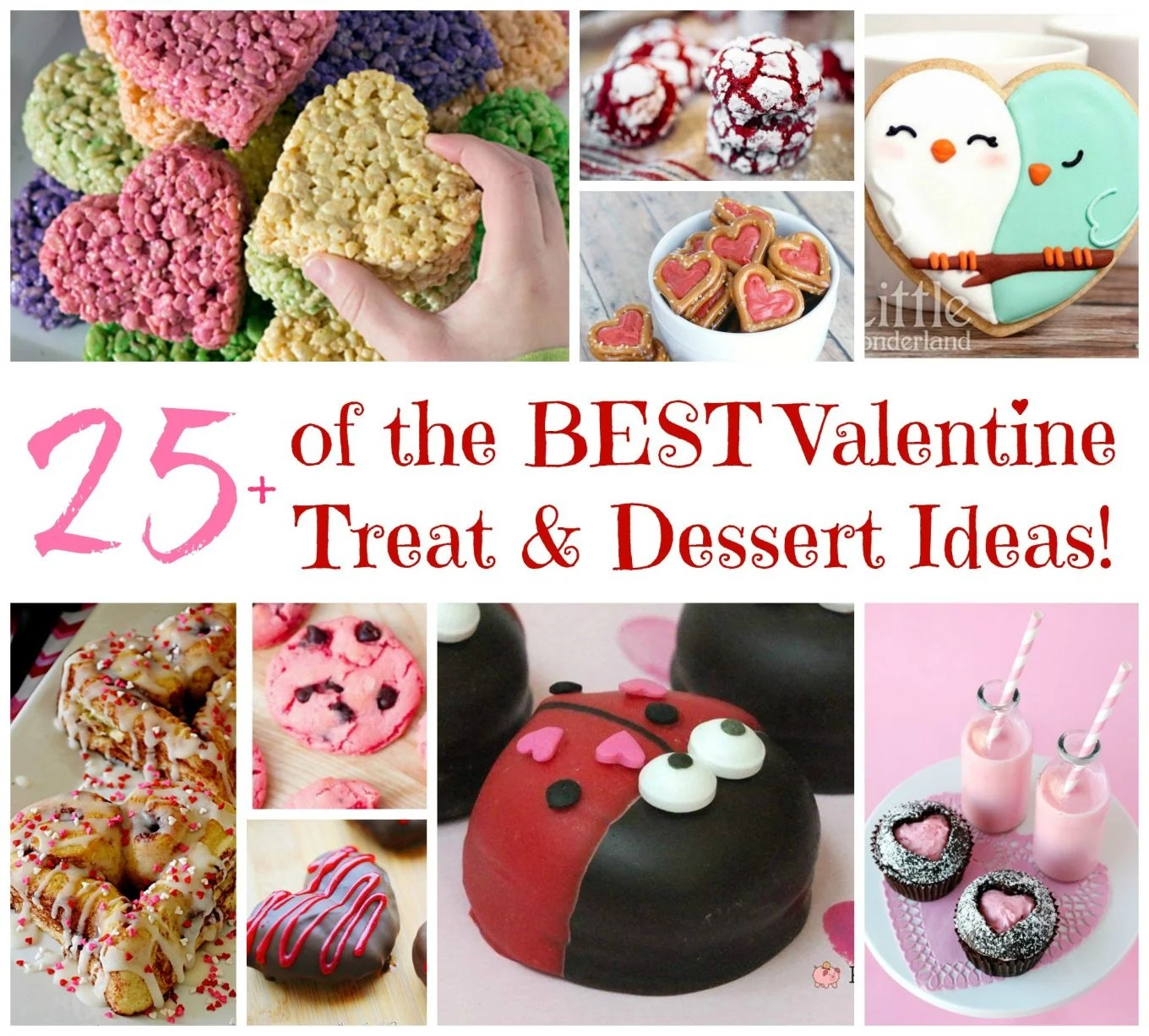 Over 25 Of The Best Valentine S Day Desserts Kitchen Fun With My 3 Sons