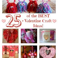 25+ of the Best Valentine's Day Craft Ideas!