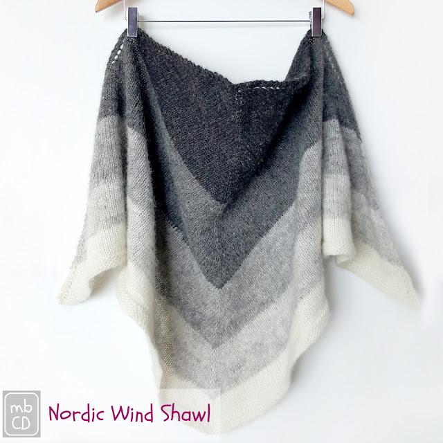 Nordic Wind Shaw Tutorial