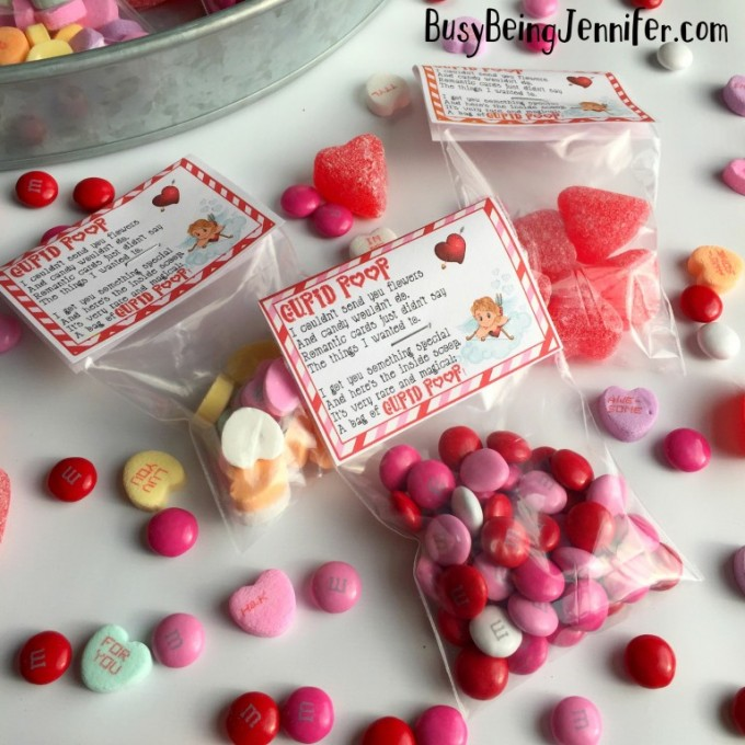 Cupid Poop for Valentine's Day!