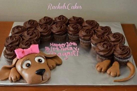Pull Apart Cupcakes Ideas