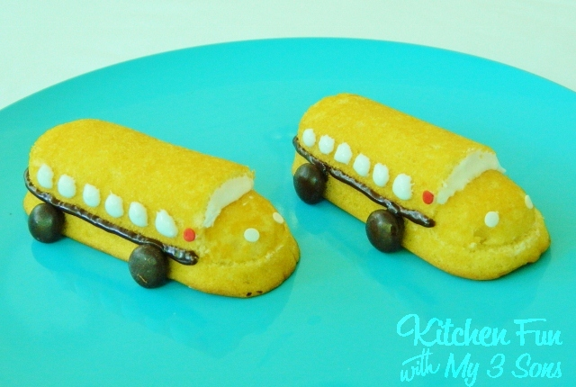 Back to School Twinkie Bus