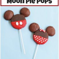 Easy Minnie and Mickey Mouse Treats!