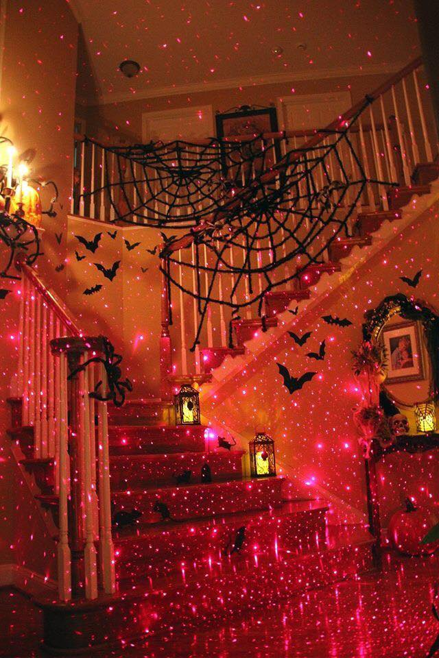 Halloween House Decor....these are the BEST Halloween Decorations & Craft Ideas!