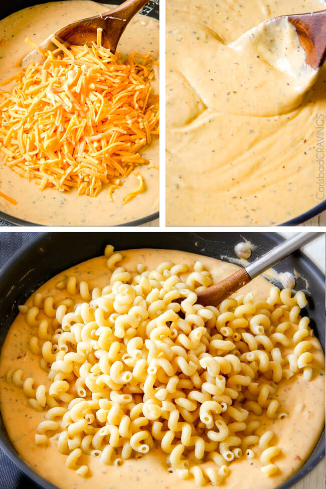 Million Dollar Mac & Cheese...these are the BEST Comfort Food Recipes!