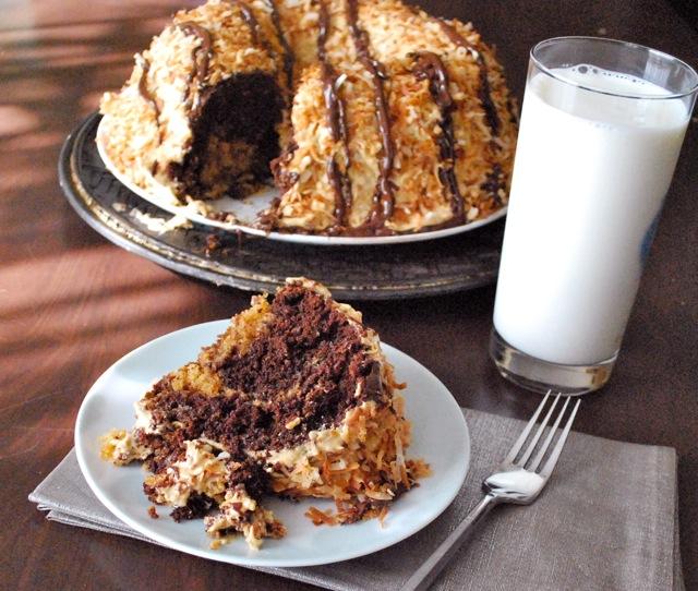 Samoa Bundt Cake....these are the BEST Cake Recipes!