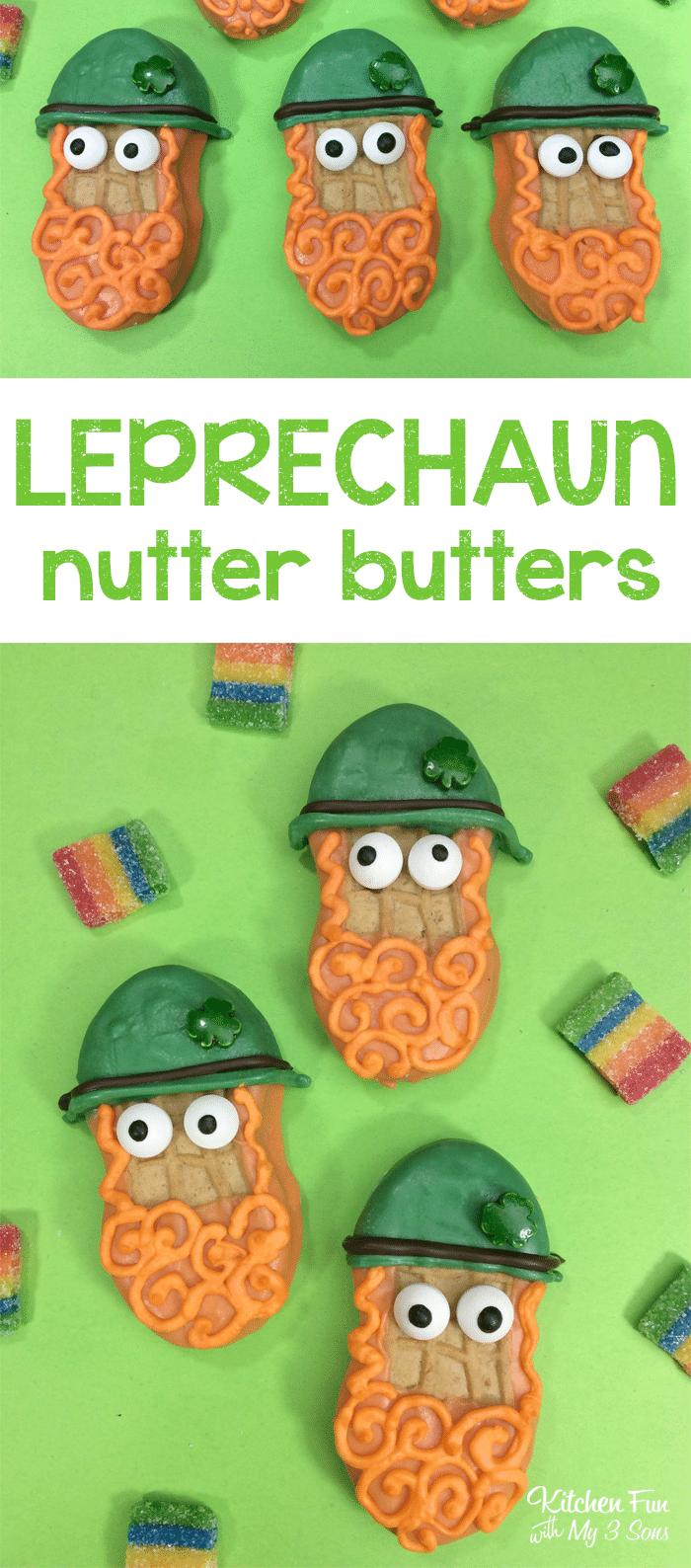 Leprechaun Nutter Butters