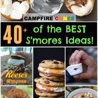 Over 40 of the BEST S'mores Recipes!