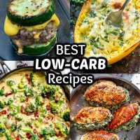 Best Keto Low-Carb Recipes