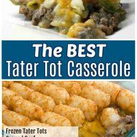 Best Tater Tot Casserole