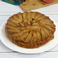 Homemade Apple Upside Down Cake