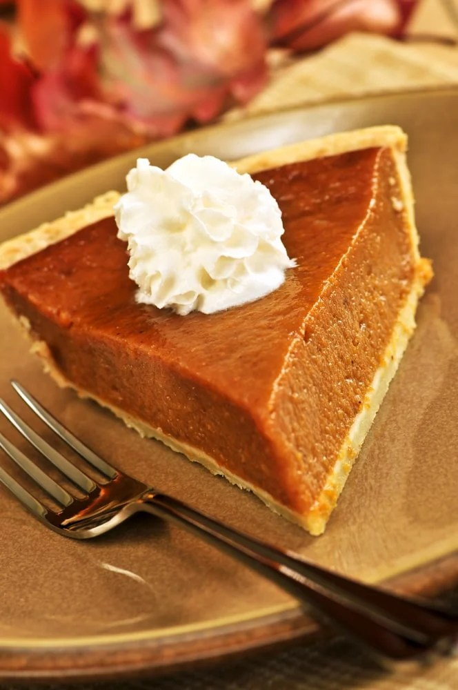 Fireball Whiskey Pumpkin Pie