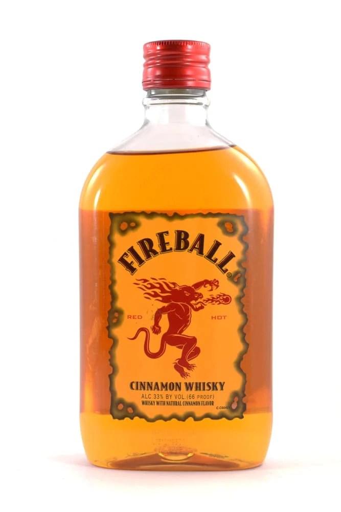 Fireball Whiskey