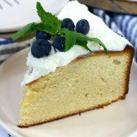 Easy Vanilla Custard Cake Recipe