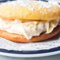 Pineapple Cream Filled Whoopie Pie Recipe