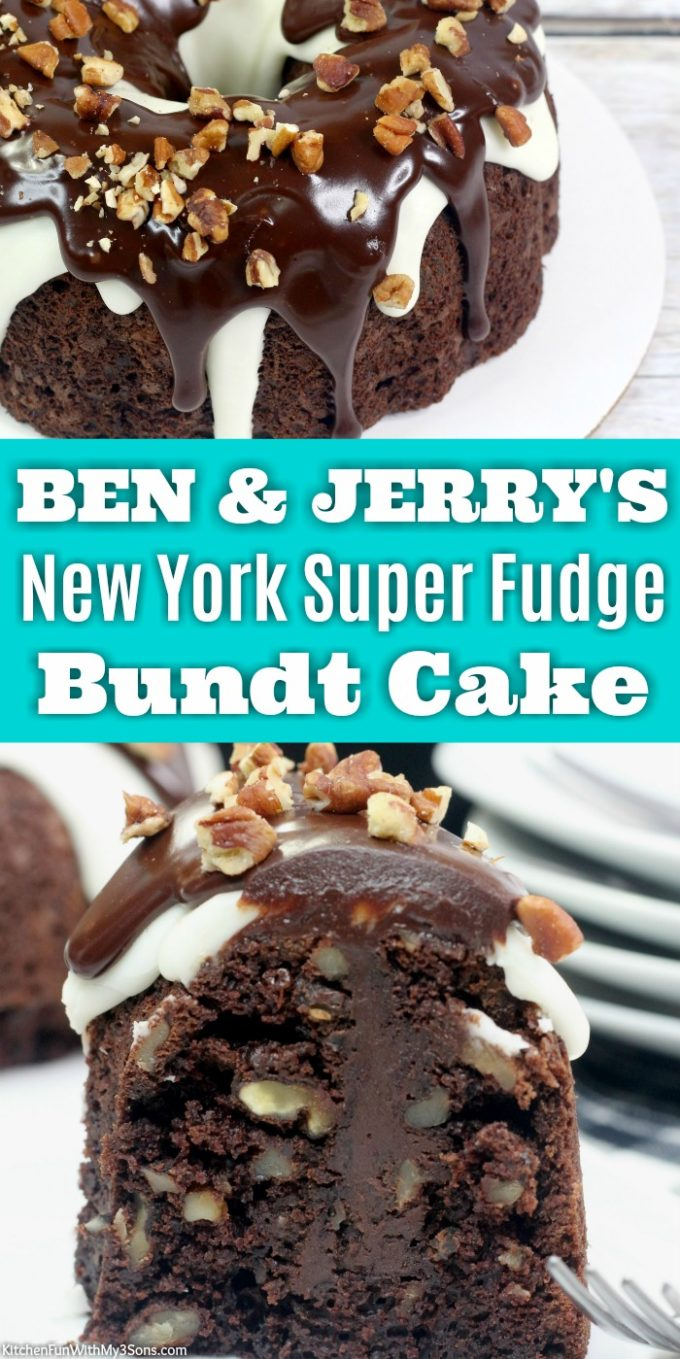 New York Super Fudge Chocolate Bundt Cake