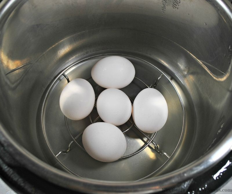 eggs in an Instant Pot