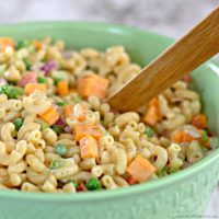 Easy Macaroni Salad Recipe