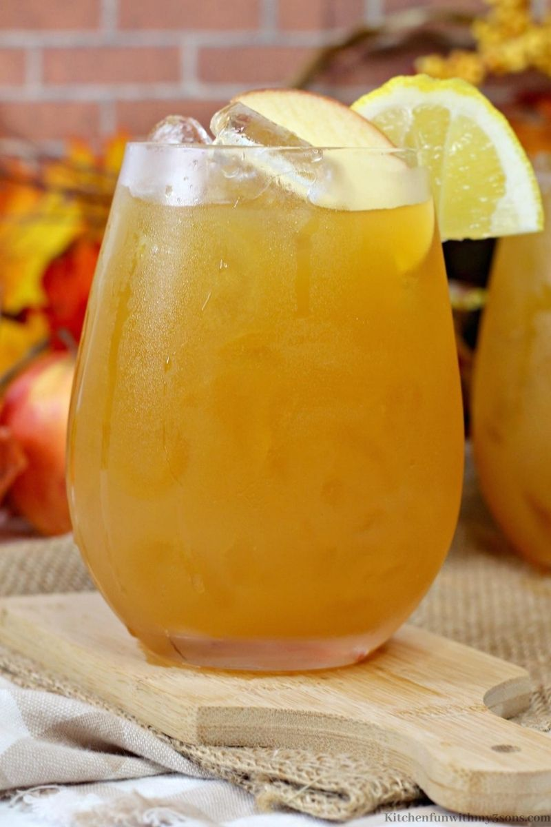 Best Apple Whiskey Sour Recipe
