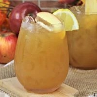 Apple Whiskey Sour