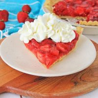 Best Ever Strawberry Pie Recipe