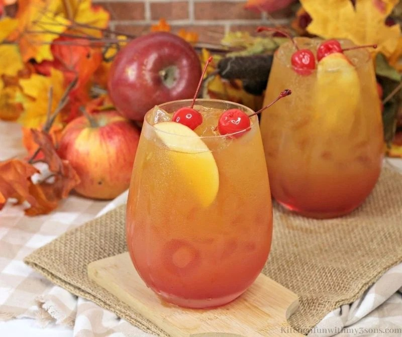 Cherry Hard Cider