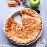 Fireball Apple Pie