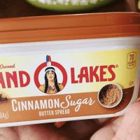 Land o Lakes Cinnamon Sugar Butter